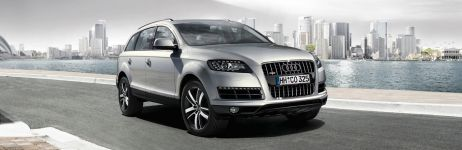 The Audi Q7 is the large Audi for sporty individualists.